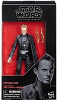 Star Wars The Black Series: Dryden Vos